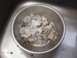 いいだこと里芋の煮物25