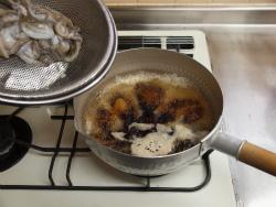 いいだこと里芋の煮物28