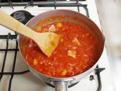 白身魚のオーブン焼きタイム27