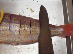 白身魚のオーブン焼きタイム31