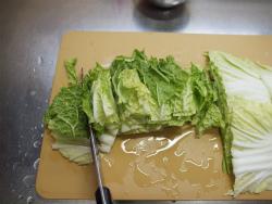 t白菜と鶏むね肉のクリーム04