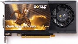 ZOTAC GTX460