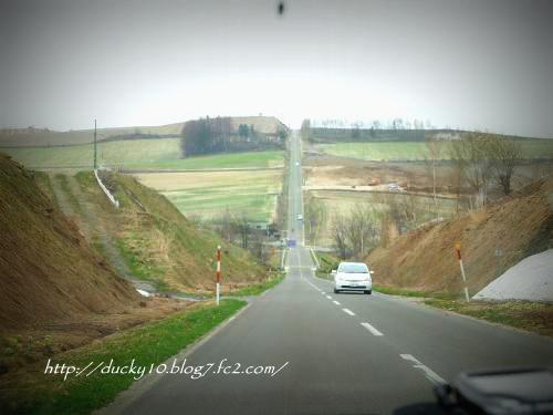 ジェットコースター道路