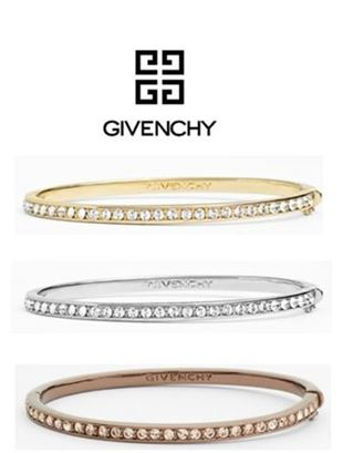 Thin Pave Bangle1