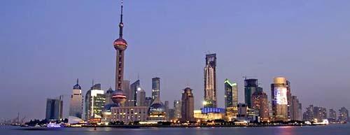 上海イメージ写真
