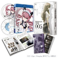 STEINS;GATE Vol.5【初回限定版】