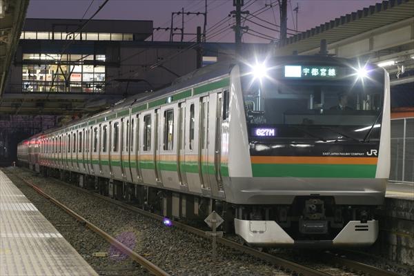 E233系 L09編成 2013 12/31