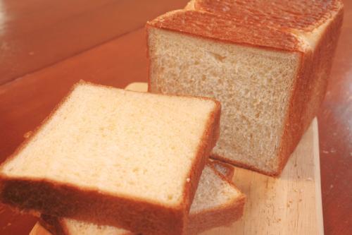 プレーン角食パン