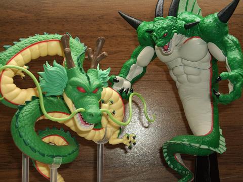 『ドラゴンボール』のプライズ~造形天下一4 「ポルンガ」(5)