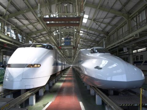新幹線なるほど発見デー1