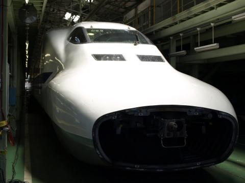 新幹線なるほど発見デー4