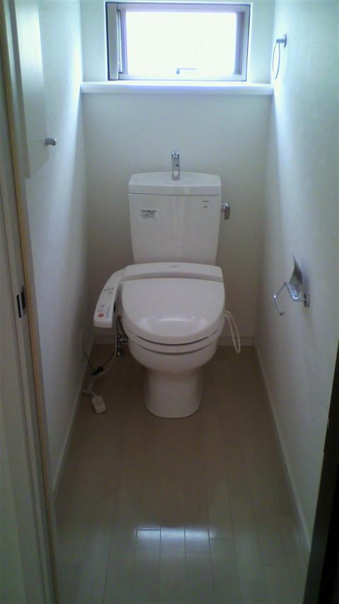 五香7丁目 2Fトイレ