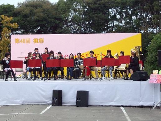 吹奏楽団 楓祭2013