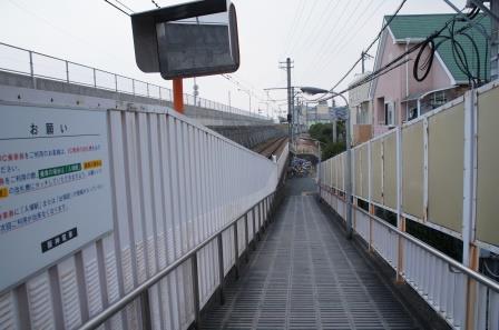 阪神武庫川線 洲先駅 - 駅前探訪