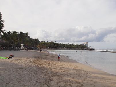 2日目ビーチ