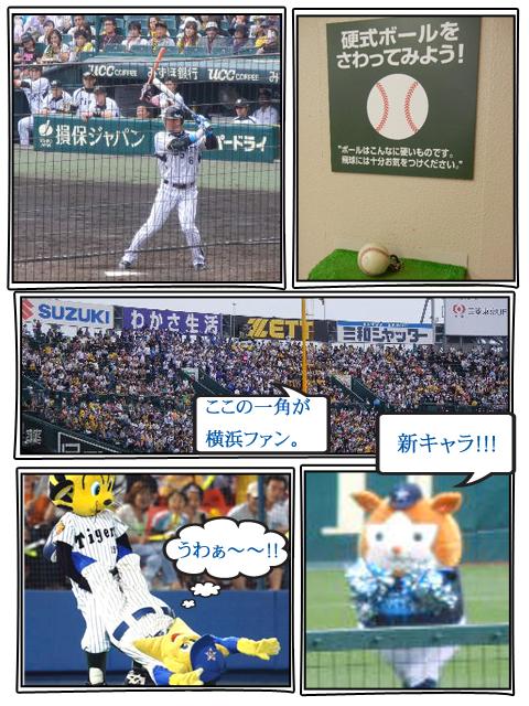 野球観戦06222