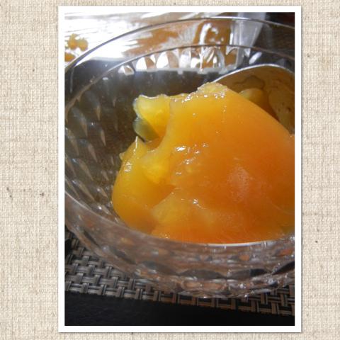 オレンジゼリー09012
