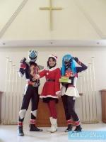 クリスマス会_in渦戦士エディー