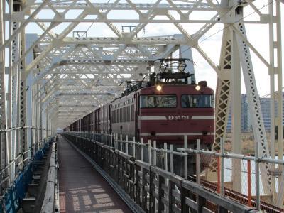赤川鉄橋後3