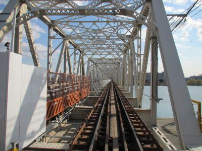 赤川鉄橋後2