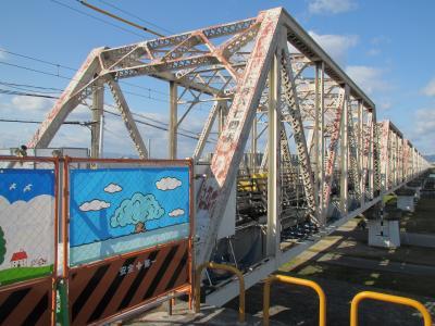赤川鉄橋後1