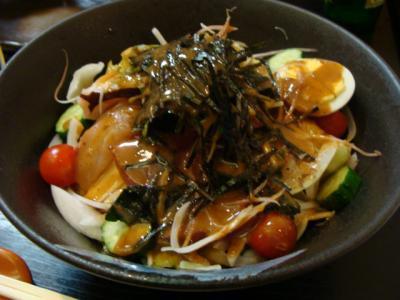 海鮮サラダ♪