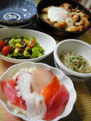 お寿司の日♪