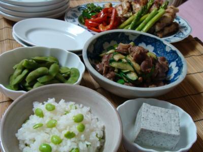 砂肝料理♪