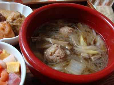 肉団子スープ♪