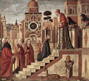 Presentazione della Vergine