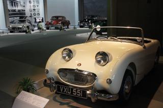 トヨタ博物館にて
