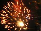 灯篭祭の花火①