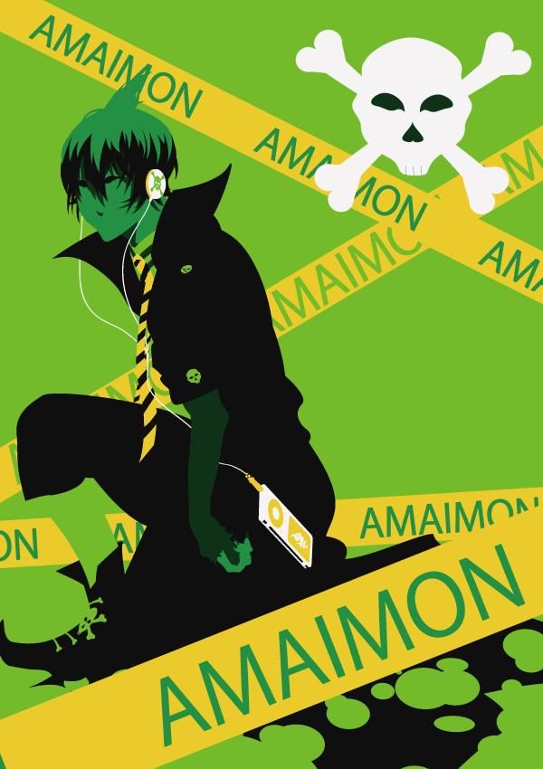 アマイモン6