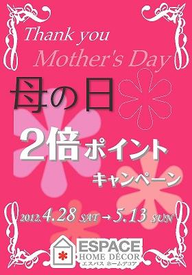 母の日キャンペーン2
