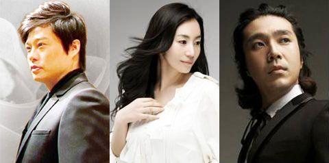 SEO(ソ・ジョンハク)& HUE(キム・ジヒョン、リュ・ムリョン)