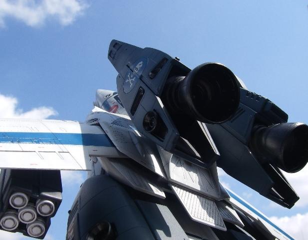 ストライクバルキリー 飛翔6