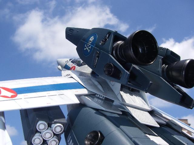 ストライクバルキリー飛翔4