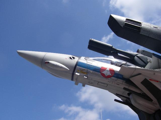 ストライクバルキリー飛翔1