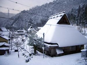 美山雪灯ブログ4