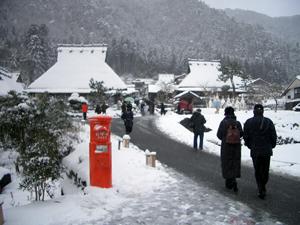 美山雪灯ブログ3