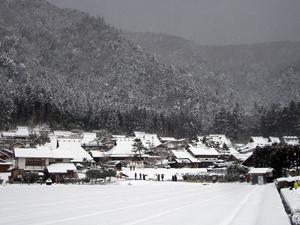 美山雪灯ブログ