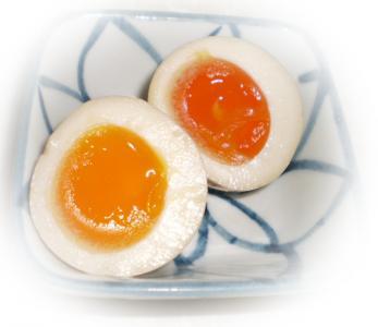 トロ~リ半熟卵