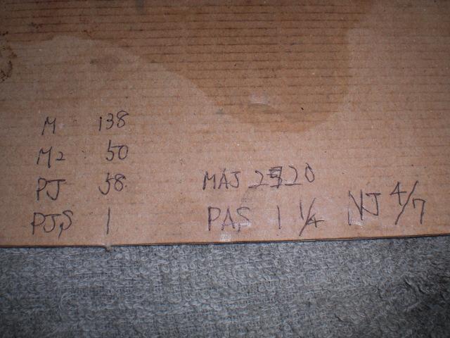 SDキャブレターO/H点検 1 (32)