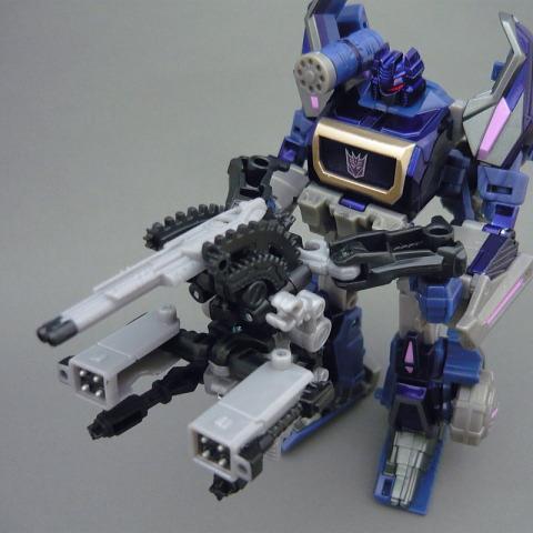 ターゲットマスターマイクロン19