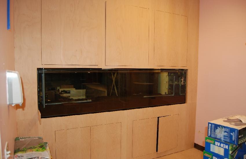 家具調水槽