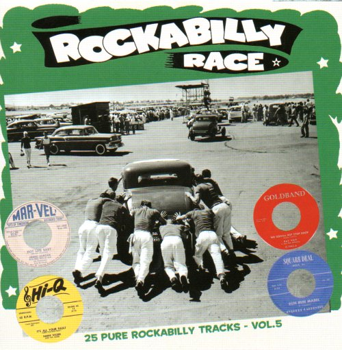 Rockabilly race five