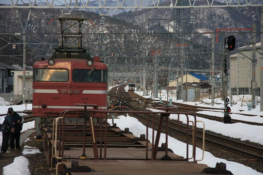敦賀駅にて、4