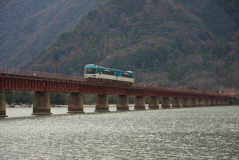 由良川橋りょう、3