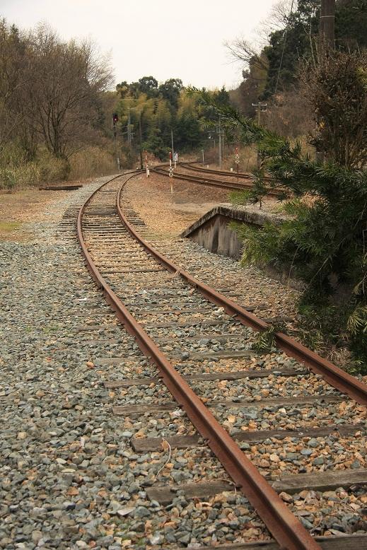 タンゴ鉄道四所駅、2