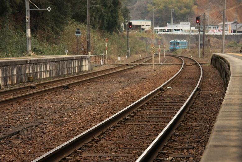 タンゴ鉄道四所駅、4